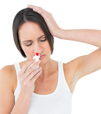 Frequent Nosebleed Solutions